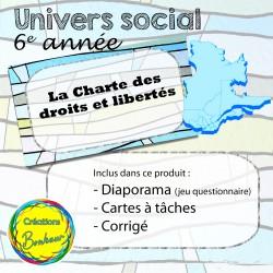 La Charte des droits et libertés