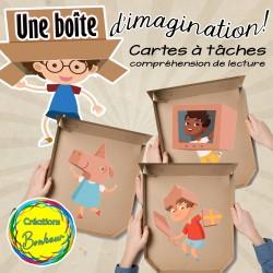 Une boîte d'imagination - CÀT