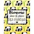 Affiche porte classe/orthopédagogie (pandas)