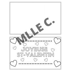 Cartes à colorier pour la St-Valentin (10)