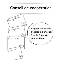 Conseil de coopération - épuré