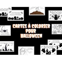 Carte à colorier pour Halloween (10)