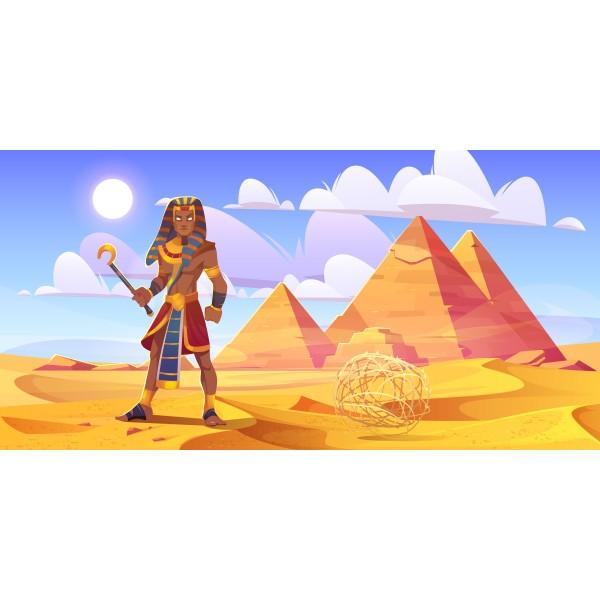 Les énigmes du pharaon