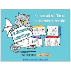 Démarche scientifique et carnets interactifs