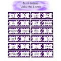 Dominos- 6 Verbes