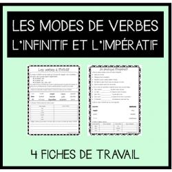EXERCICES: Modes de verbes- La recette