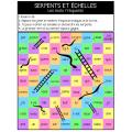 Jeux de lecture: Serpents et échelles