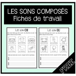 GRATUIT: Pratiquer les sons composés