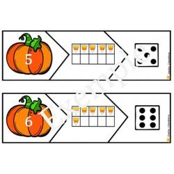 Les casse-tête de l'Halloween