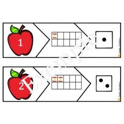 Les casse-tête des pommes