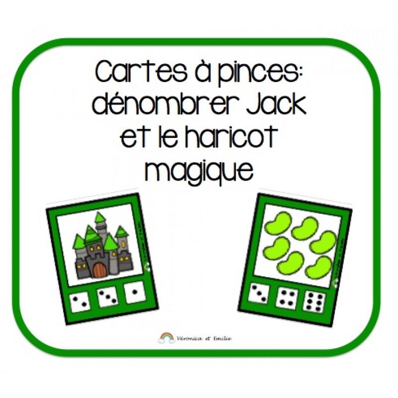 Denombrer Jack Et Le Haricot Magique