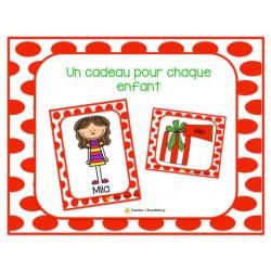 Un cadeau pour chaque enfant