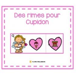 Des rimes pour Cupidon