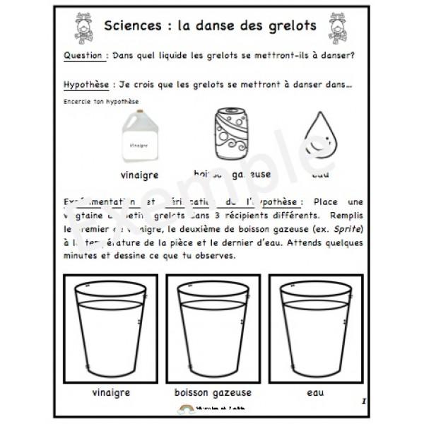 Sciences: la danse des grelots