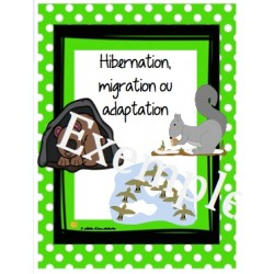 Hibernation, migration ou adaptation