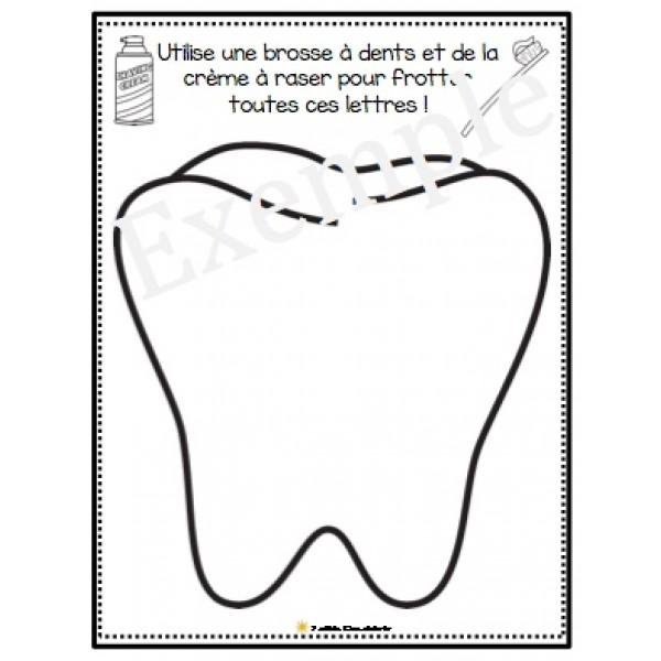Brosse mes dents!
