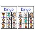 Bingo des métiers (avec devinettes)