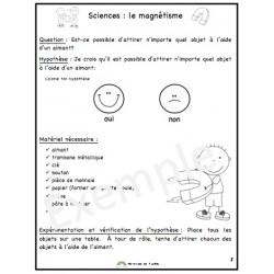 Sciences: le magnétisme