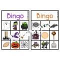 Bingo de l'Halloween