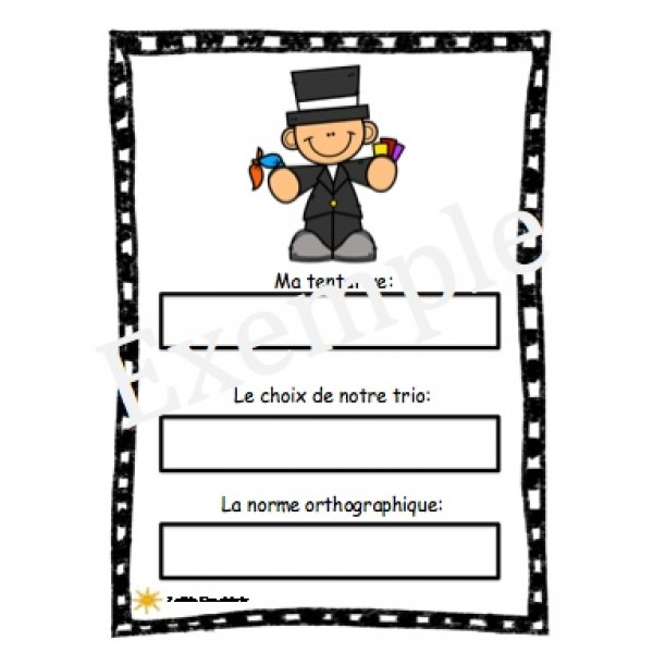 Orthographes approchées- Magie