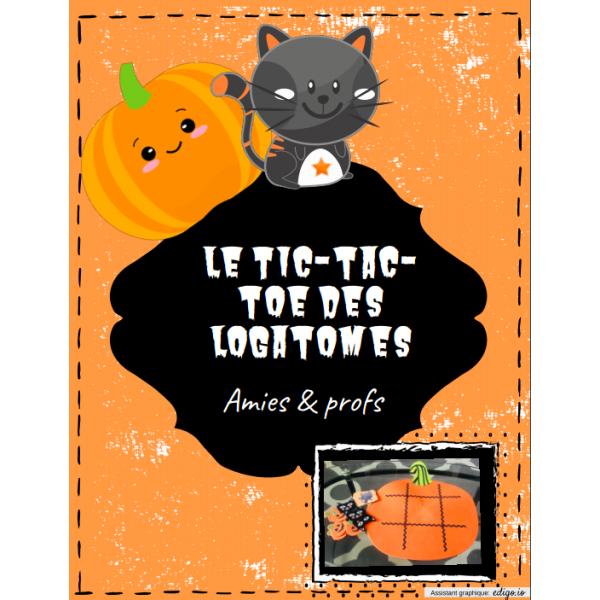 TIC-TAC-TOE des logatomes