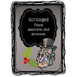 Scrooged Movie Questions an Activities