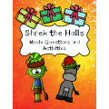 Shrek the Halls Movie Activities