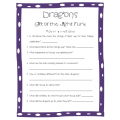 Dragons Gift of the Night Fury Movie Activities