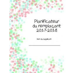 Planificateur du remplaçant 2017-2018