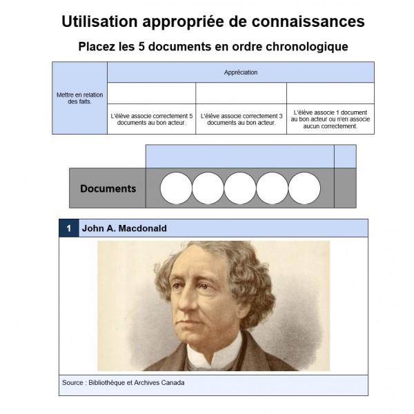 Exercice : identifier et catégoriser le document
