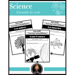 Ensemble de Science- 2e cycle