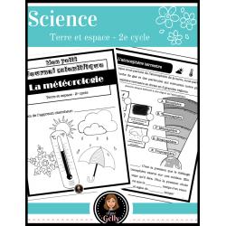 Mon petit journal scientifique- Météorologie