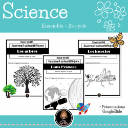 Ensemble de Science- 2e cycle