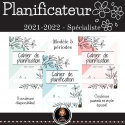 Planificateur 2021-2022- Spécialiste_Primaire