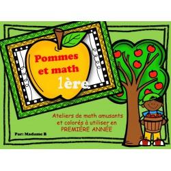 Ateliers de math et de pommes