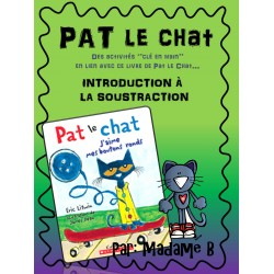 Pat le Chat: Mes boutons ronds