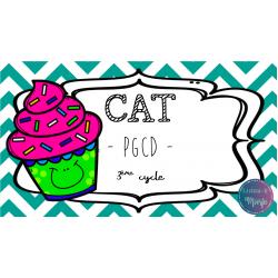 CAT - PGCD - Cycle 3