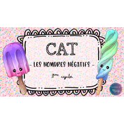 CAT - Les nombres négatifs
