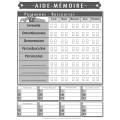 Planificateur Prof - 6 PÉR - 3AM3PM *2019-2020