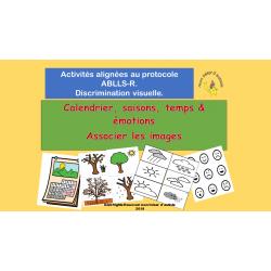 Activités alignées au programme ABLLS-R