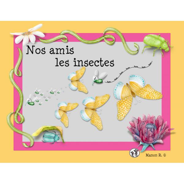 Nos amis les insectes