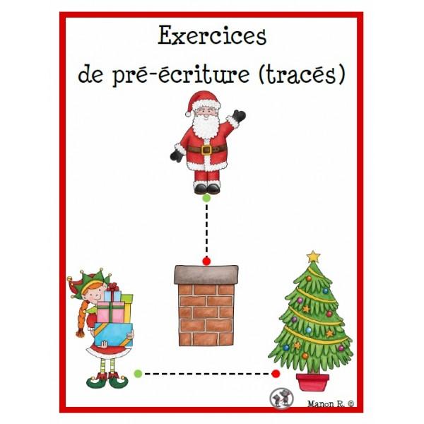 Pré-écriture (Noël)
