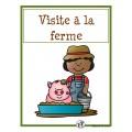 Visite à la ferme (pour les apprentis lecteurs)