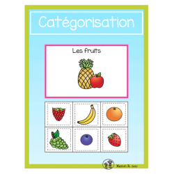 Catégorisation