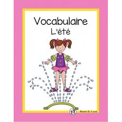 Vocabulaire été