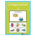 Catégorisation 2