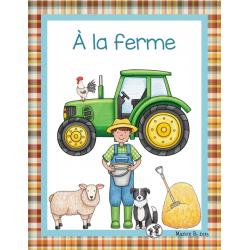 Thème de la ferme mathématique et français