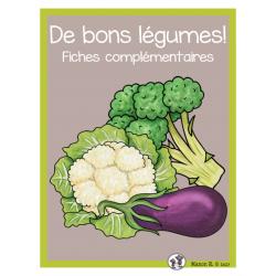 De bons légumes (fiches complémentaires)