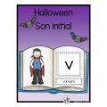 Halloween son initial