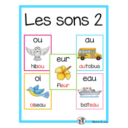 Sons affiches